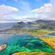 Lofoten Islands from above - PhotoDune Item for Sale