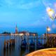 Venice with gondolas at sunrise - PhotoDune Item for Sale