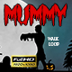 Halloween Mummy - VideoHive Item for Sale