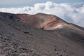 Amazing view of the Mount Etna crater - PhotoDune Item for Sale