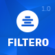 Filtero - Easy Content Filters For Affiliate Marketers