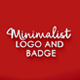 30 Minimalist Logo and Badge - GraphicRiver Item for Sale