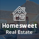HomeSweet - Real Estate WordPress Theme