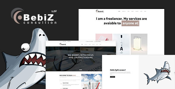 bebiz - Business and Corporate HTML5 Template - Business Corporate