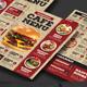Cafe Menu - GraphicRiver Item for Sale