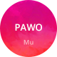 Pawo Multipurpose Muse Template - ThemeForest Item for Sale