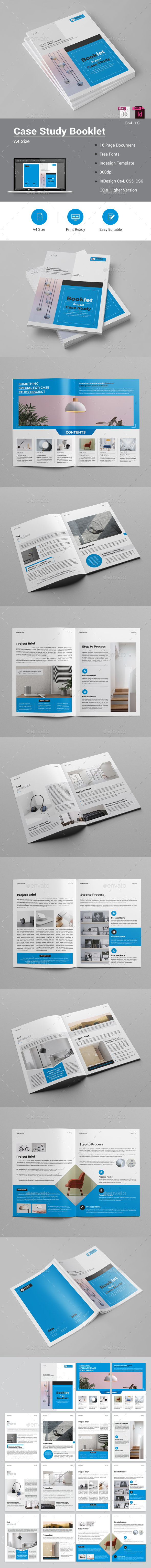GraphicRiver Case Study Booklet 20700442
