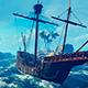 Spanish Galleon - VideoHive Item for Sale