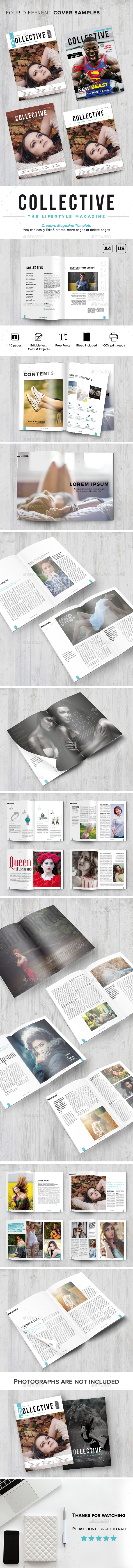 GraphicRiver Collective Magazine 20686037