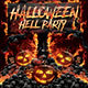 Halloween Hell Party V2 - GraphicRiver Item for Sale
