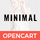 Responsive OpenCart Theme Template - Minimal Fashion Store - ThemeForest Item for Sale