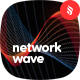 Network Wave Backgrounds - GraphicRiver Item for Sale