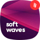 Abstract Soft Waves Backgrounds - GraphicRiver Item for Sale