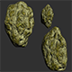 3D Low Poly Rocks - 3DOcean Item for Sale