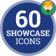 Estate House Showcase Animation - Flat Icons and Elements