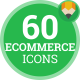 Ecommerce  Shopping Payment Animation - Flat Icons and Elements