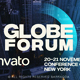 Globe Forum - VideoHive Item for Sale