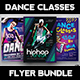 Dance Classes Flyer Bundle