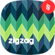 Abstract Zigzag Backgrounds