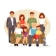 Big Family - GraphicRiver Item for Sale