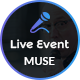 Live Event - Conference and Meetup Muse Template - ThemeForest Item for Sale