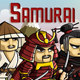 Samurai 2D Game Character Sprite Sheet - GraphicRiver Item for Sale