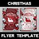 Christmas Eve Flyer Template V4