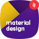 Matertial Design Backgrounds