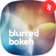 Blurred Bokeh Backgrounds