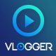 Vlogger: Professional Video & Tutorials WordPress Theme - ThemeForest Item for Sale