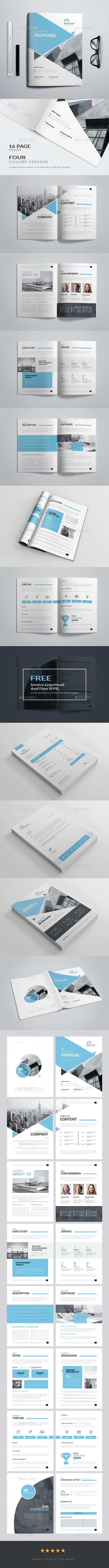 GraphicRiver Proposal 20691324