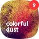 Abstract Colorful Dust Backgrounds - GraphicRiver Item for Sale