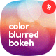 Colorful Blurred Bokeh Backgrounds - GraphicRiver Item for Sale