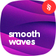 Smooth Waves Backgrounds - GraphicRiver Item for Sale