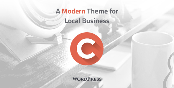 Coollab - Modern WordPress Theme for Local Business - Business Corporate