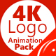 Logo 4K Animation Pack - VideoHive Item for Sale