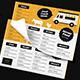 Food Truck Festival Flyer & Menu - GraphicRiver Item for Sale