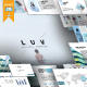 Luv - Keynote Presentation - GraphicRiver Item for Sale