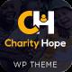 Charity Hope - Non-Profit & Fundraising WordPress Theme