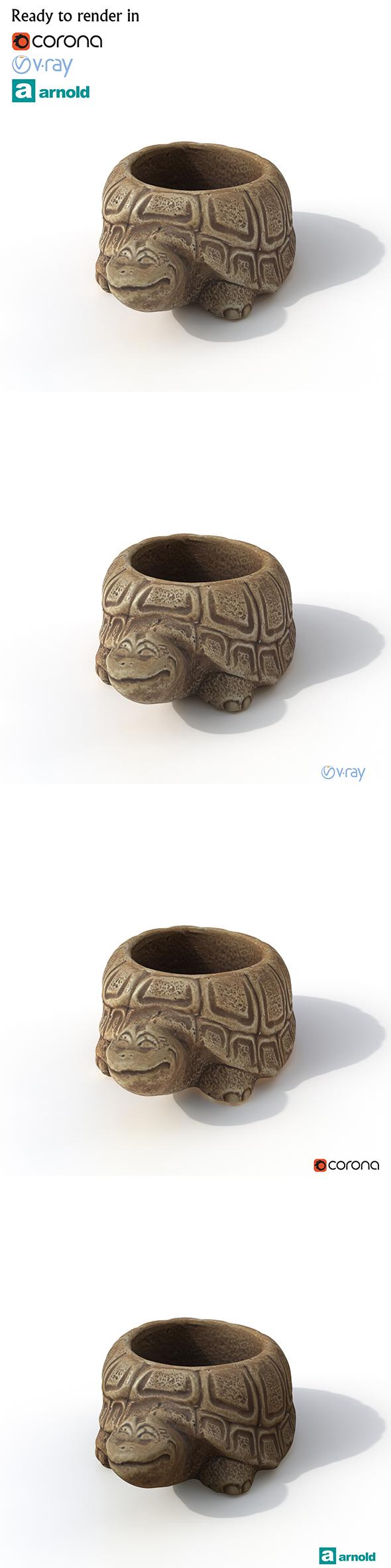 3DOcean Turtle 20704605