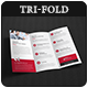 Legal Corporate Law Firm Business Tri-Fold Brochure V06 - GraphicRiver Item for Sale