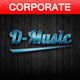 Upbeat Uplifting Inspiring Corporate - AudioJungle Item for Sale