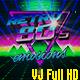 VJ 80's Green Horizon - VideoHive Item for Sale