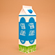 Milk cartons - 3DOcean Item for Sale
