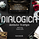 Dialogica Demibold - GraphicRiver Item for Sale