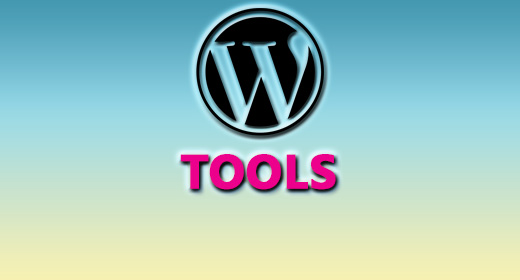 WordPress Tools — Importer