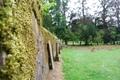 Graveyard wall