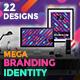 Mega Branding Identity