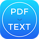 PDF to text Convert for android with admob - CodeCanyon Item for Sale