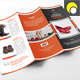 Tri-fold Product Catalog Template